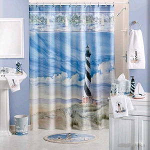 Shopzilla - Lighthouse Bath Decor Bath Accessories shopping - Home